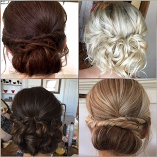Formal up-do examples