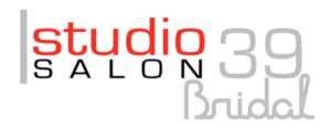 Studio 39 bridal logo