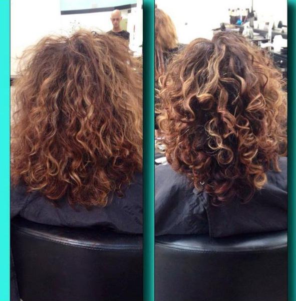Deva Curl Haircut Haircuts Models Ideas