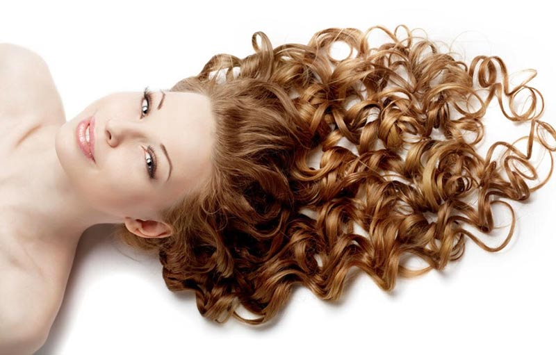 curly hair services