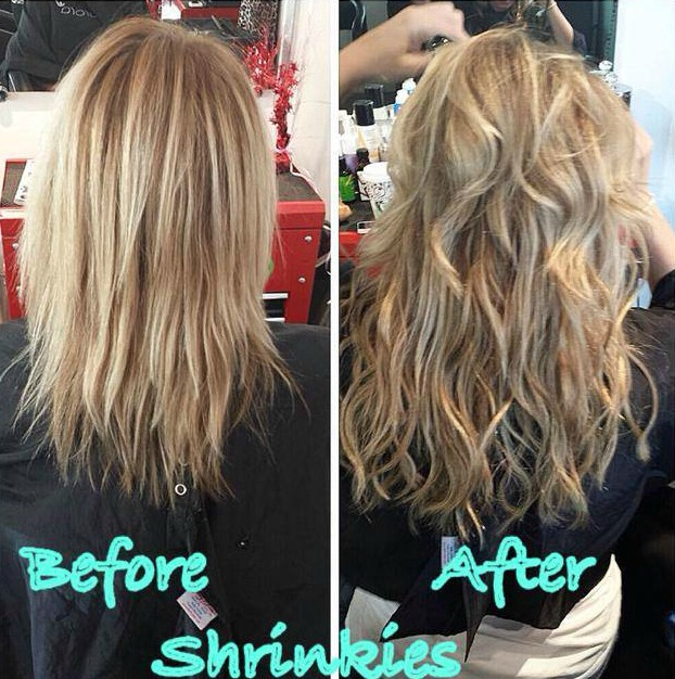 Shrinkies Hair Extensions Studio 39 Salon Studio 39 Salon