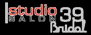 transparent Studio 39 bridal logo