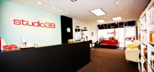 lobby at studio 39