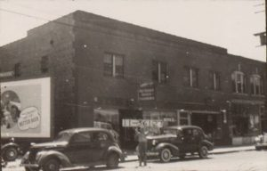 1801 West 39th in 1940