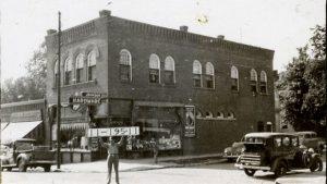 Historic 39th Street.