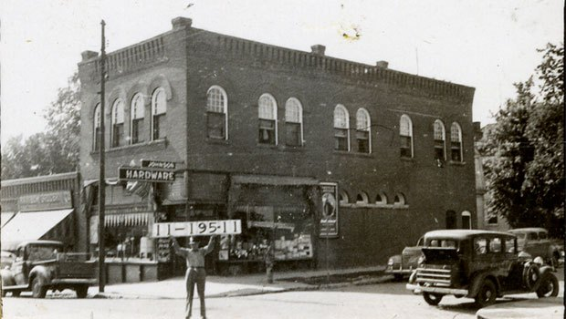 Johnson Hardware 1940