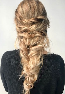braid for wedding