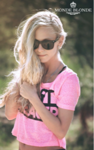 Malibu blonde