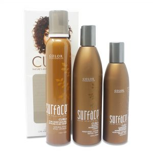 surface curl products