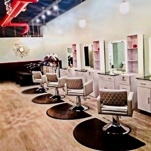 inside of lakewood salon
