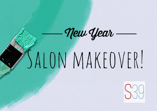 salon makeover