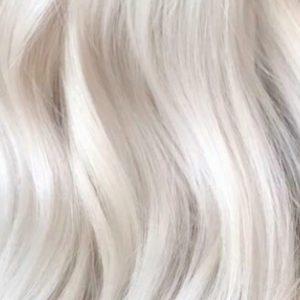 Silver Hair Transition